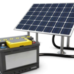 Batteries, need one for your solar panels?