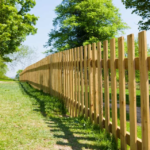 Fence: What should a property fence be made of?
