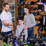 Bicycle shop, How to open?